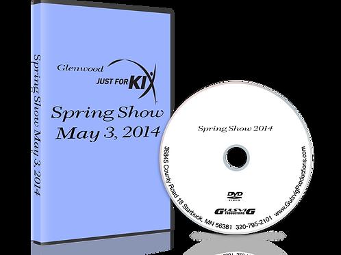 Glenwood Just For Kix Spring Show 2014