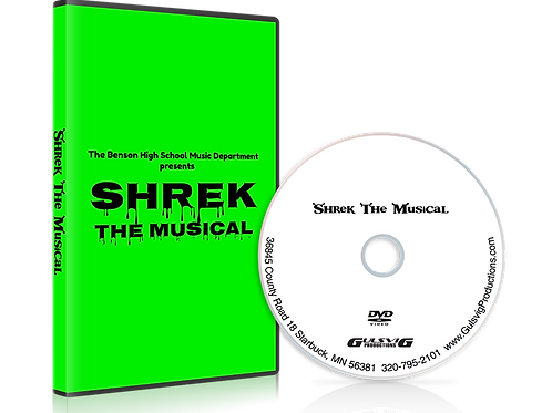 Shrek The Musical 2017