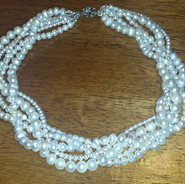 This was a custom order for a Mother of the Bride.