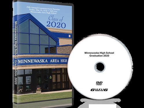Minnewaska High School Graduation 2020