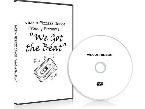 Jazz-N-Pizzazz Dance, We Got the Beat 2019