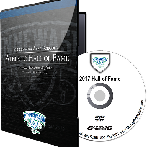 Minnewaska Athletic Hall of Fame 2017