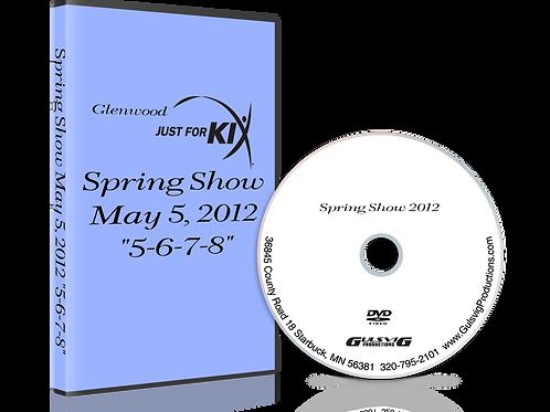 Glenwood Just For Kix Spring Show 2012