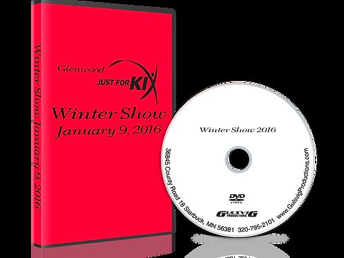 Glenwood Just For Kix Winter Show 2016