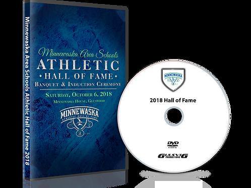 Minnewaska Athletic Hall of Fame 2018