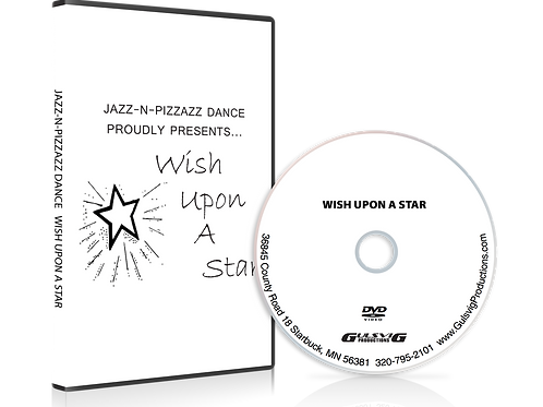 Jazz-N-Pizzazz Dance, Wish Upon A Star 2018