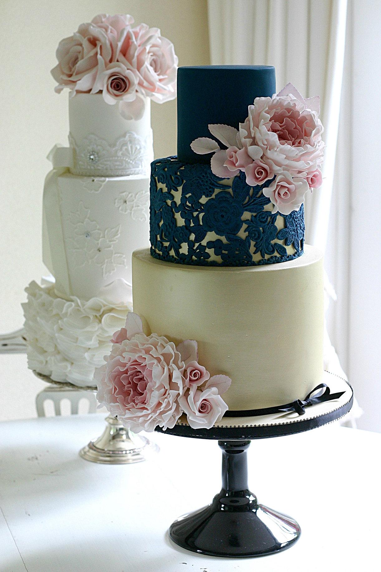 Leslea Matsis Cakes Wedding Cakes