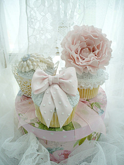 Peony and Bow