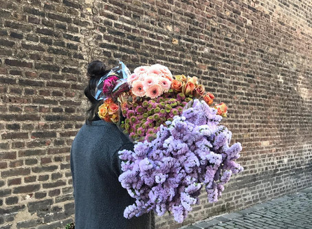 Ein Tag im Blumenhaus
