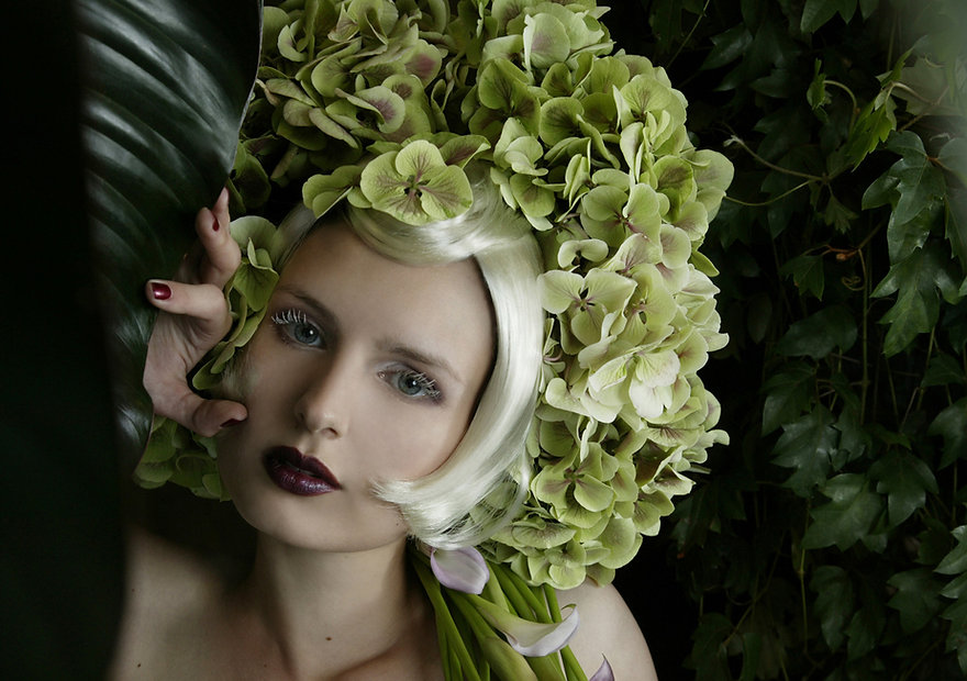 Couture floral | Blumenhaus am Hofgarten| Düsseldorf
