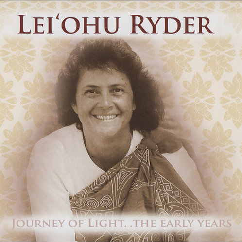 """Journey of Light... The Early Years"" Double LIVE CD"