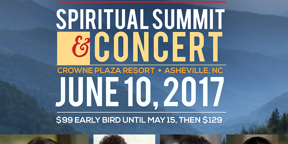 Our Love is Power Asheville Summit & Concert!