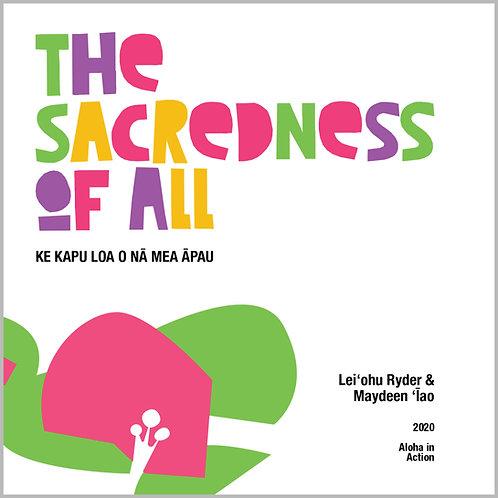 The Sacredness of All CD