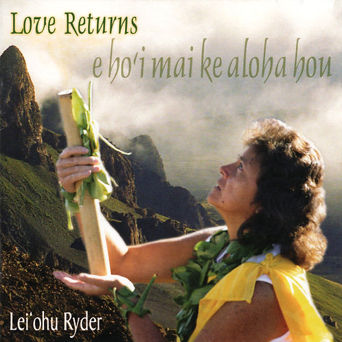 Love Returns CD
