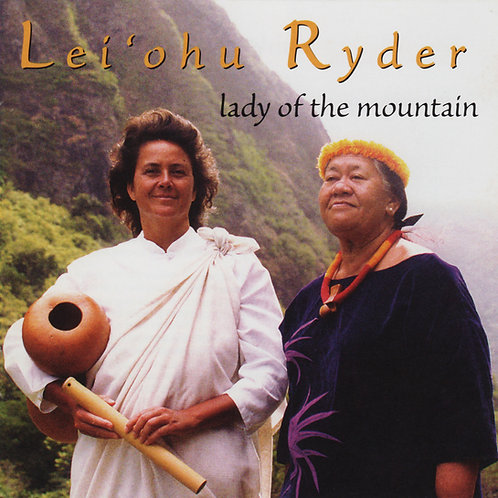 Lady of the Mountain CD