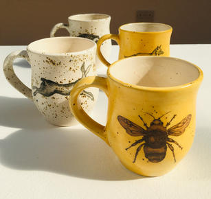 Illustration mugs