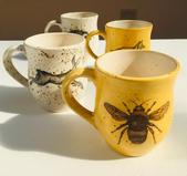 Illustration mugs