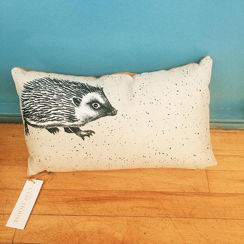 Oblong Hedgehog Cushion