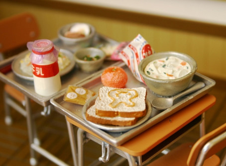 How School Lunch Contributes to Japanese Healthy Lifestyle
