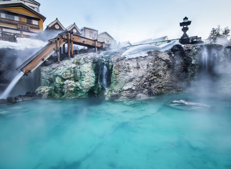 Top 5 Onsen to Visit Whenever You're in Japan
