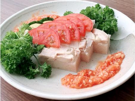How to Celebrate Singapore Sushi Day: Eating Hainanese Chikin Sushi