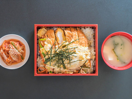 What Katsudon Brings for Japan New Ritual Tradition