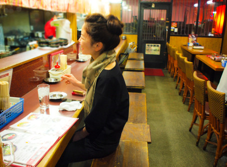 Does Japan Leading the Way in Eating Alone?