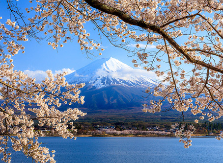 Going to Japan Soon? Climbing the Mount Fuji Should be the Main Activity!