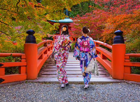 Autumn Season Just Got Started in Japan, Which Place Should You Go?