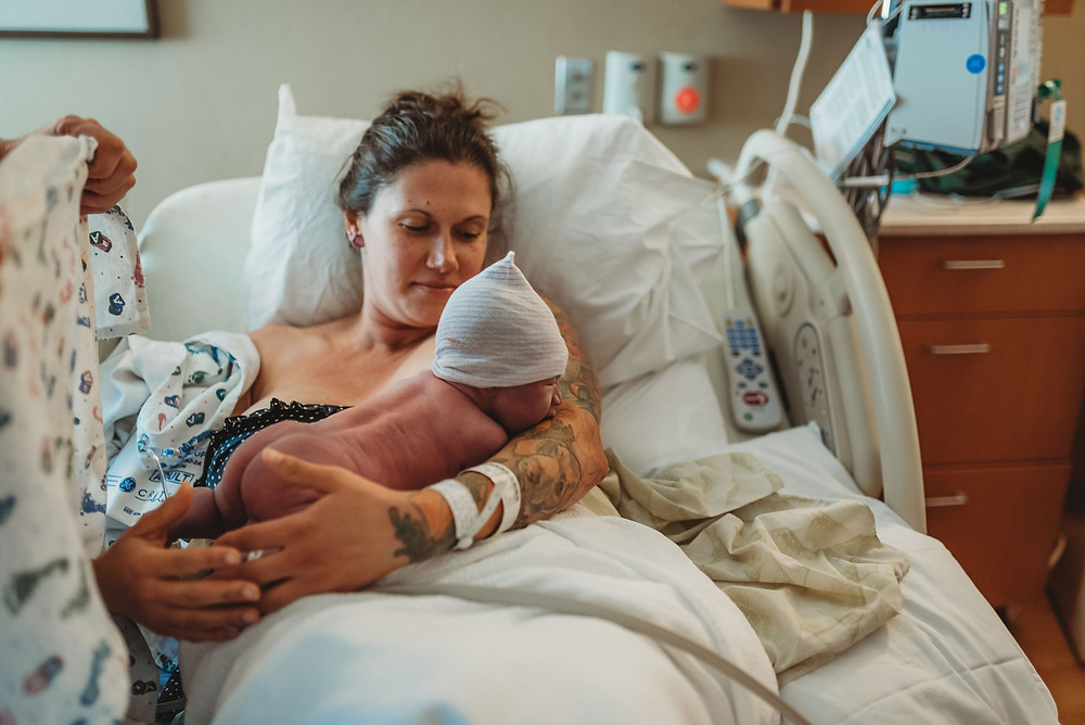 Birth photography | Medford, Oregon| Providence Hospital