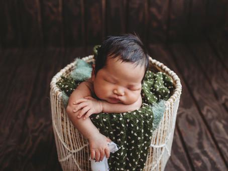 Jocelyn   Southern Oregon Newborn Photographer