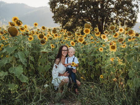 Medford Oregon | Sunflower Session