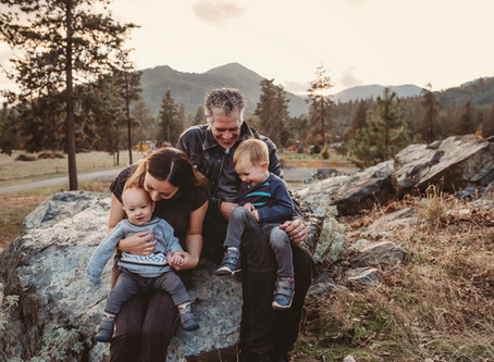 Sarah L | Family Photography | Medford, OR
