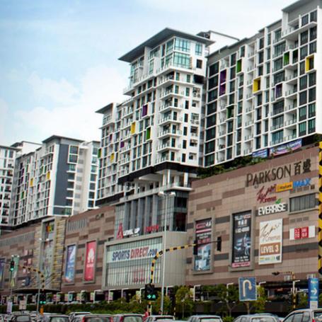 Vivacity Megamall, Kuching