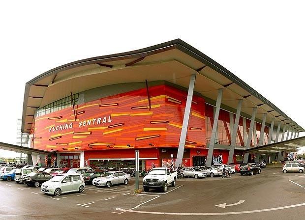Kuching Sentral, Kuching
