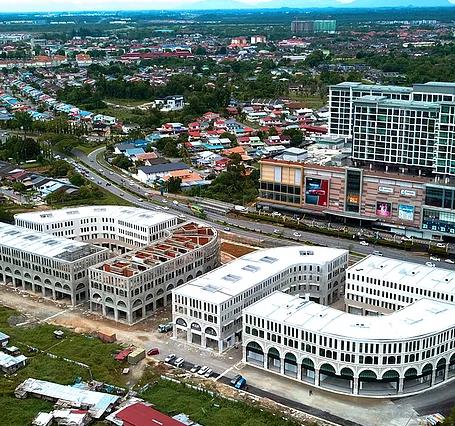 Milan Square, Kuching