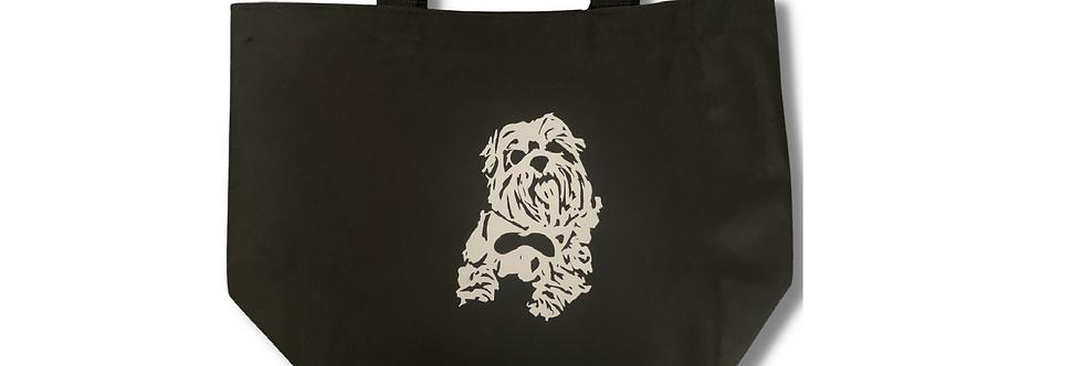 Pawsitive Print Pet Tote Bag - Custom