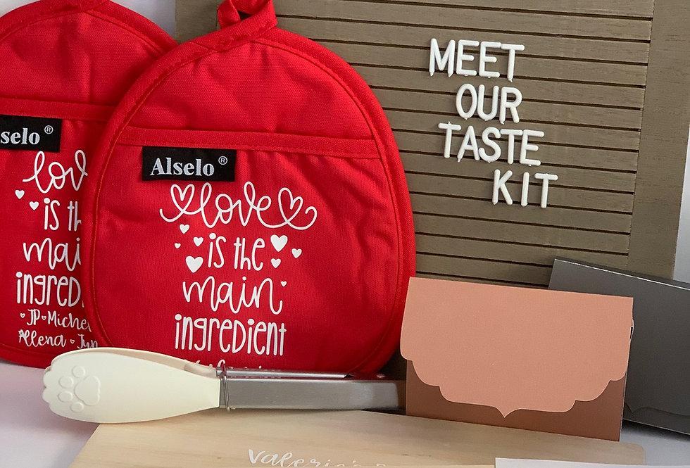 "The ""Taste"" Kit"