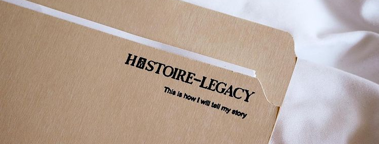 Histoire-Legacy Archival Quality Folders - Set of 10