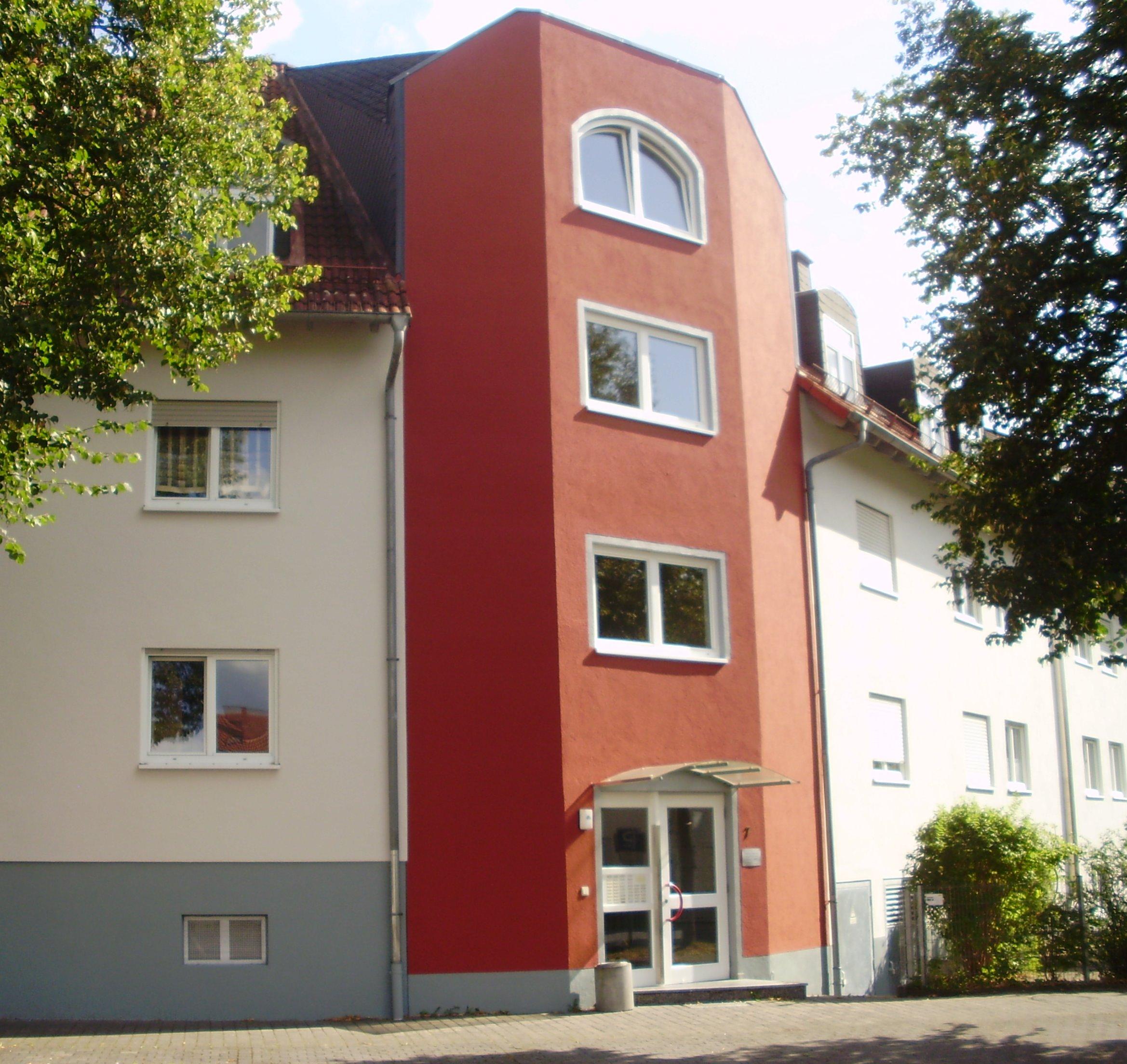 Wohnheim Wiesenmühlenstrasse