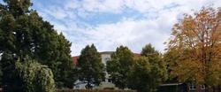 Wohnheim im Grünen