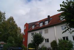 Wohnheim Fulda Seitenansicht