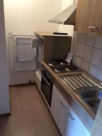 Apartment sep. Einbauküche
