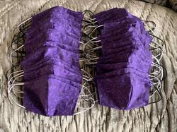 Masks by Amy Swerdloff
