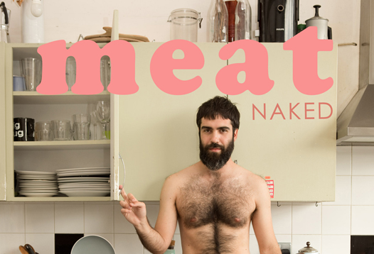 Chest meat nude