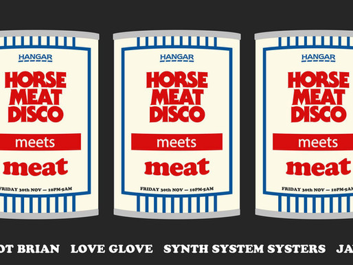 Horse Meat Disco meets meat