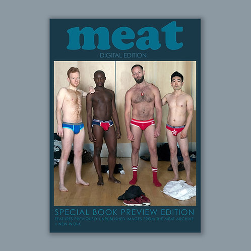 meat book preview zine DIGITAL EDITION