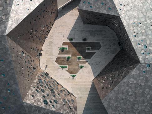 Jaber Al Ahmed Cultural Centre, Kuwait