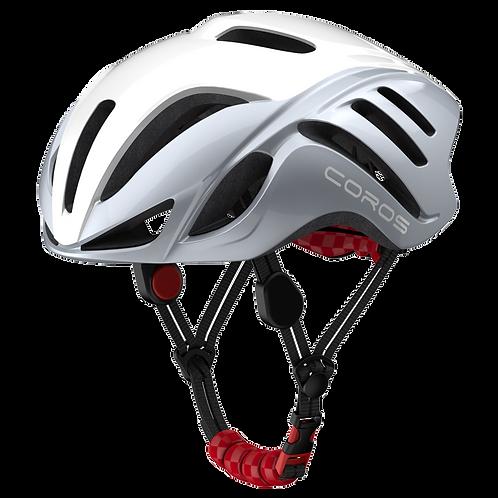 Coros Frontier Smart Helmet - Silver White