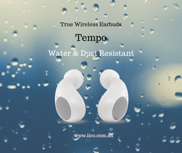 Tempo - Water & Dust Resistant